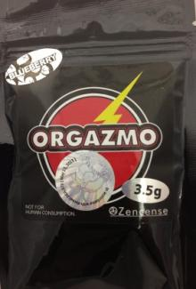 Orgazmo herbal incense potpourri