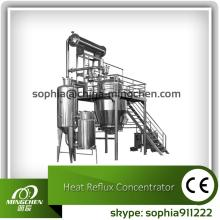 RH Heat Reflux Extracting Concentrator