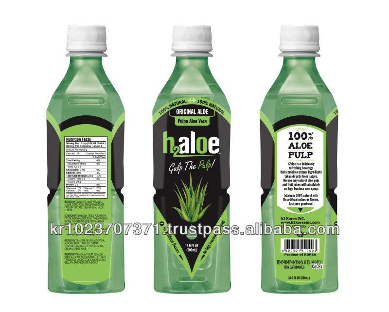 Aloe Juice Drink Korean