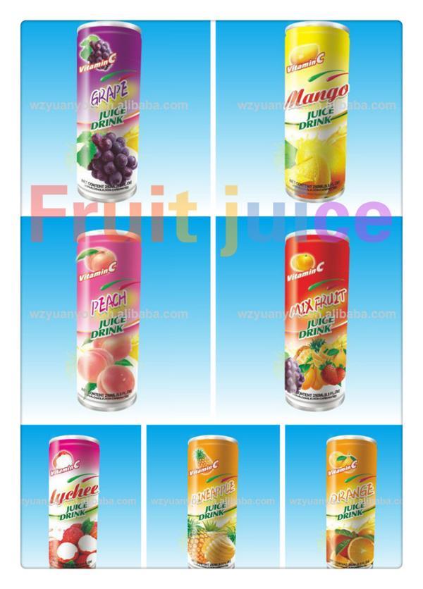 FRUIT JUICE 250ML