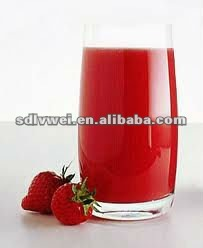 Strawberry juice concentrate 60brix