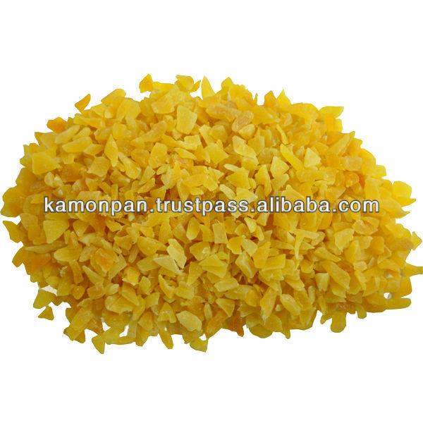 Dried fruit mango granules 4 8 mm natural color products thailand dried fruit mango granules 4 - Dried fruit business ...