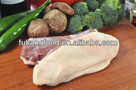 how to cook a frozen duck breast