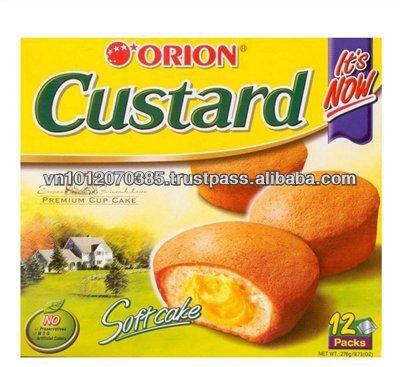 Orion Custard Soft Cake