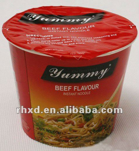 related literature about instant noodles Development and quality evaluation of instant rice noodles (cup noodles) ug chandrajith according to literature, fat content for instant rice noodle is around.