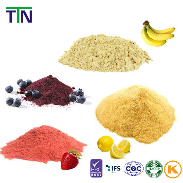 Fruit flavor powder freeze dried fruit powder Fruit juice powder