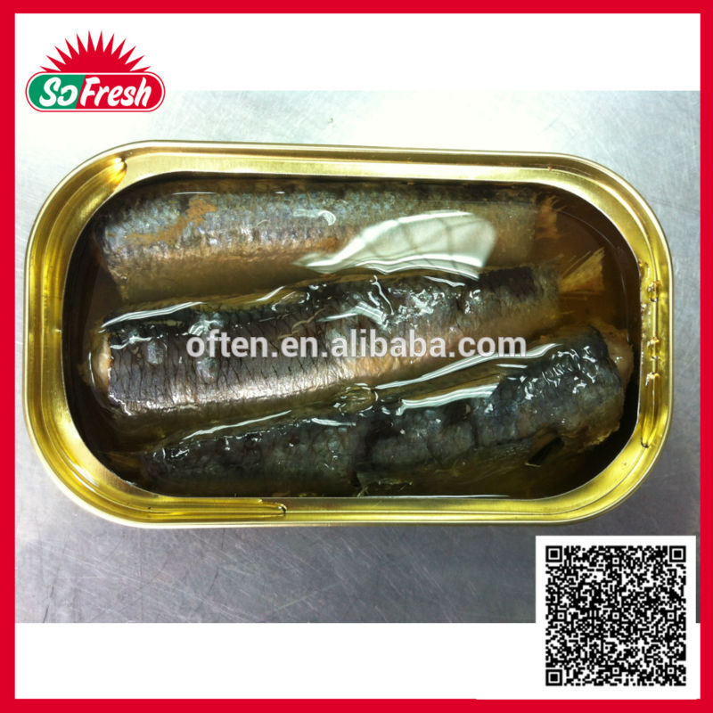 Hot exporting ingredient Wholesale canned sardines