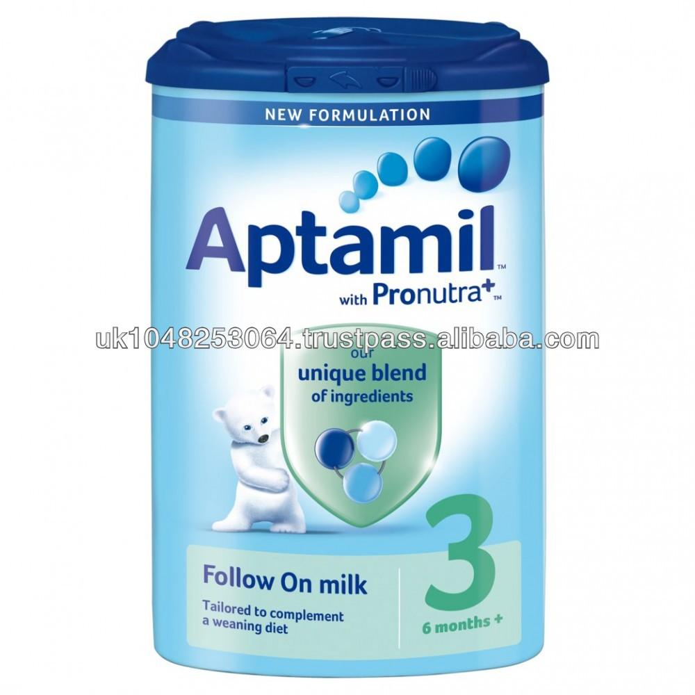 UK Aptamil Baby infant milk Powder products,United Kingdom ...