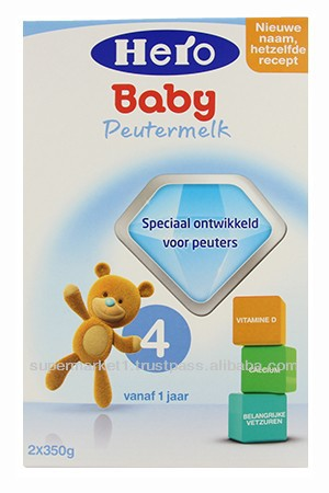 Hero Baby (Friso) Standard 4 Baby milk powder Toddler Milk from Netherlands Holland