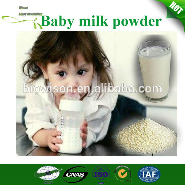 wholesale baby milk powder brands made in China