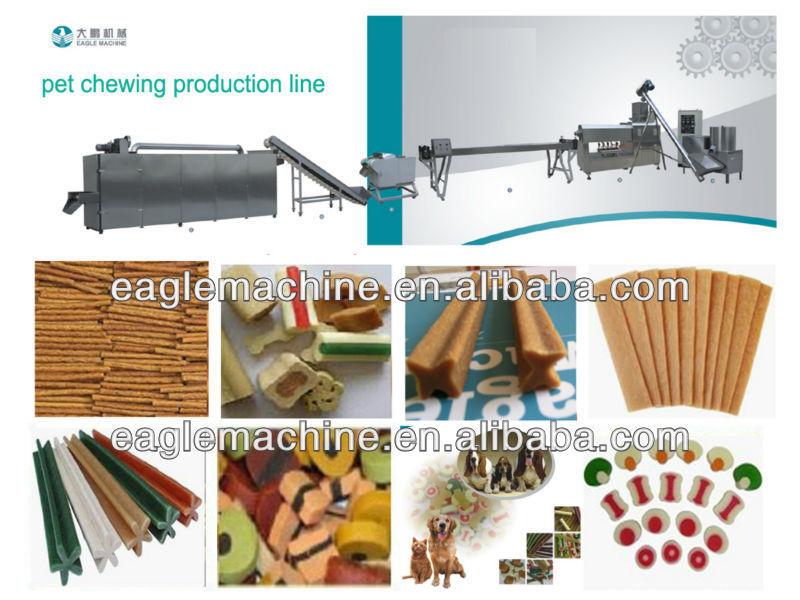 China pet food processing equipment
