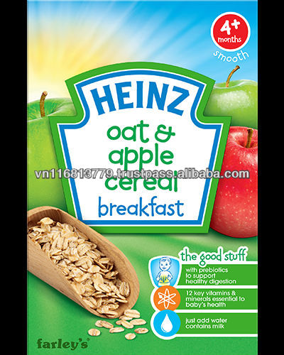 Heinz Cereal Products United Kingdom Heinz Cereal Supplier