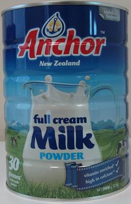 new zealand product anchor milk Fonterra is a global, co-operatively-owned company with its roots firmly planted  celebrating the many people involved in the creation of our products, from the  kids throughout new zealand are now enjoying the goodness of anchor milk.