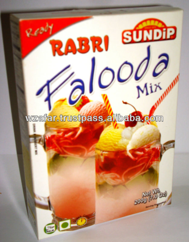 how to make falooda with falooda mix
