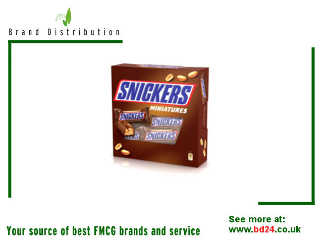 SNICKERS Miniatures 260g