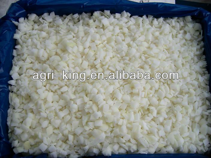 fresh vegetable frozen diced onion