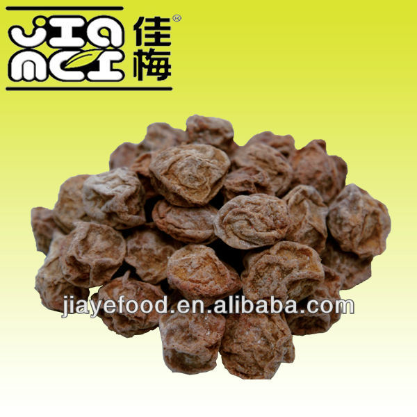 Popular Chinese dried sour plums