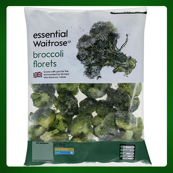 New Crop Fresh broccoli chips