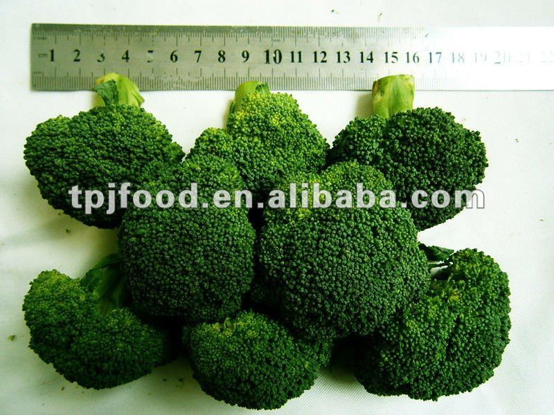 how to cook frozen broccoli florets