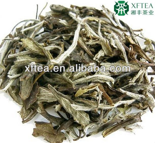 Organic white peony tea