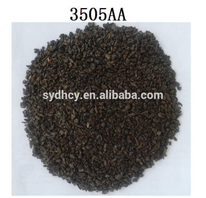 China gunpowser green tea 3505aa with best price per kg for The vert de chine