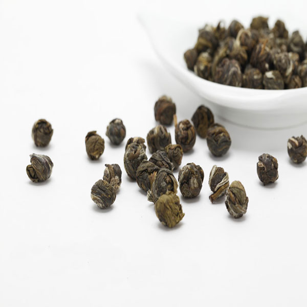 Dragon ball Jasmine tea, Jasmine dragon bead flower tea, Jasmine pearl dragon tea,