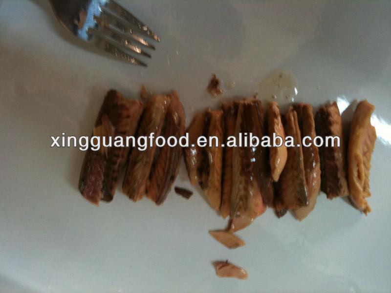 canned tuna /bonito in oil 170g