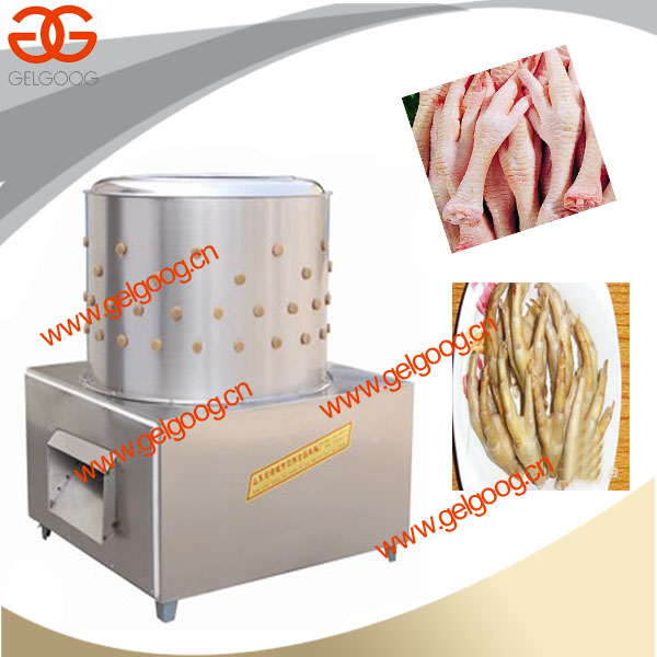 Hot sale Chicken claw Peeling Machine|Chicken toe peeler|Best -selling Chicken feet clean machinery