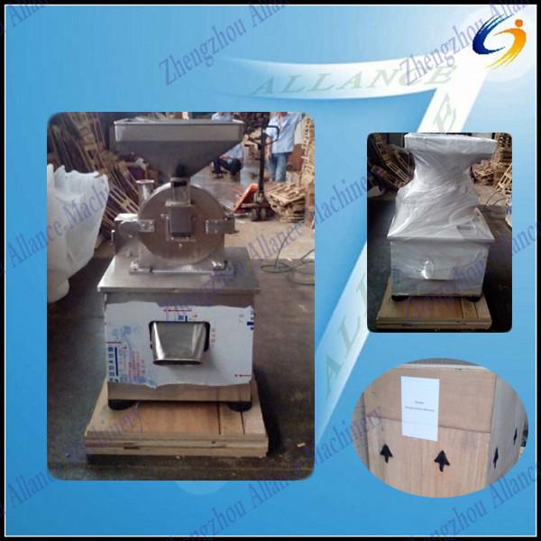 2014 High fineness SUS304 dry ginger grinder ginger grinding machine