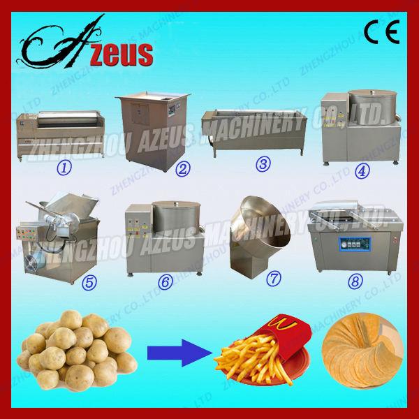 fresh potato machine price