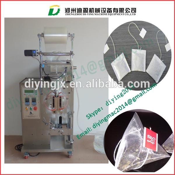 automatic saffron tea packing machine