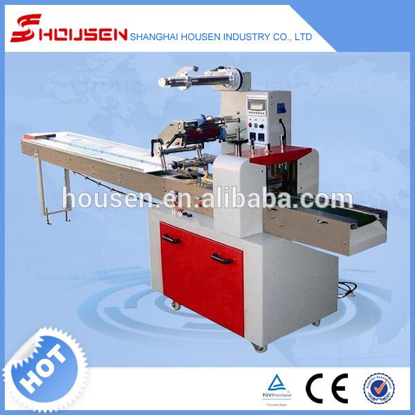 Fast bar chocolate packaging machine hsh320 products for Food bar packaging machine