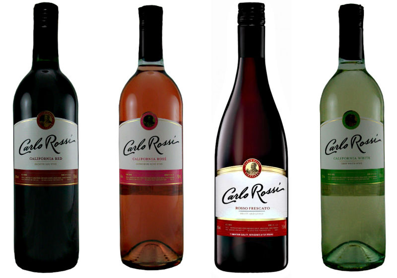 Carlo Rossi Wine Products United Arab Emirates Carlo Rossi