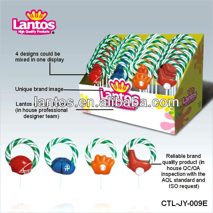 LANTOS BRAND 30g special shape decorative lollipop