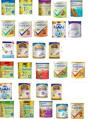 Belwiz Baby Milk Powder Infant Formula