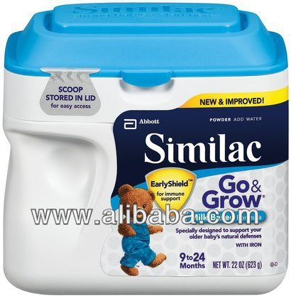 Similac Go & Grow Milk Based Formula