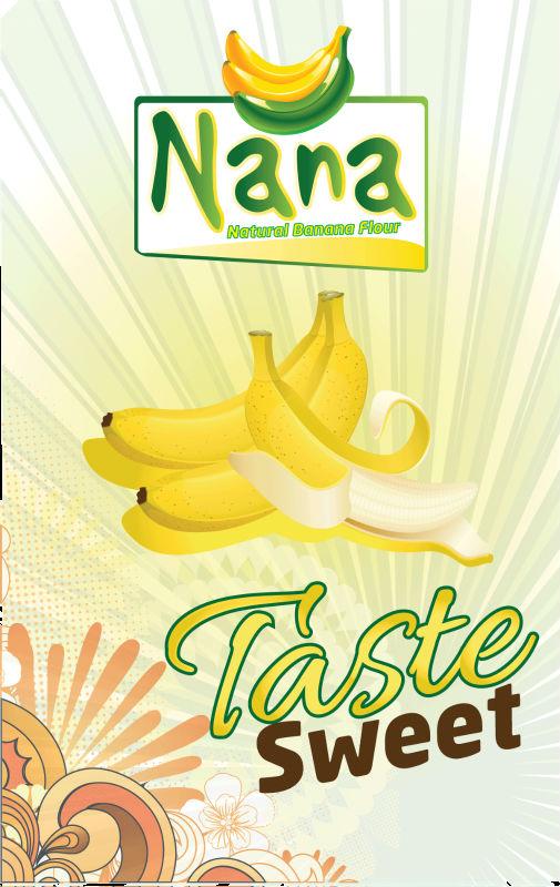 Banana flour from Kenya Nairobi , Banana flour manufactory Stawi