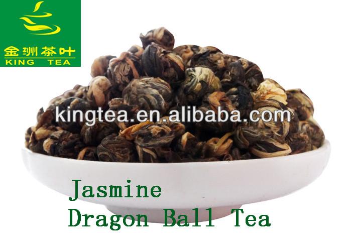 Jasmine Dragon Ball Tea flower tea jasmine pearl dragon tea