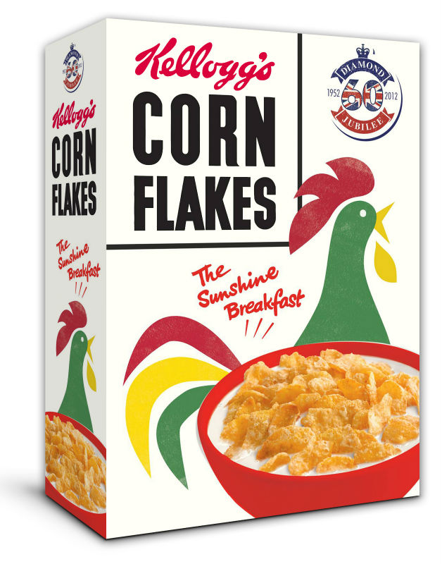 an analysis of will kelloggs invention of cornflakes