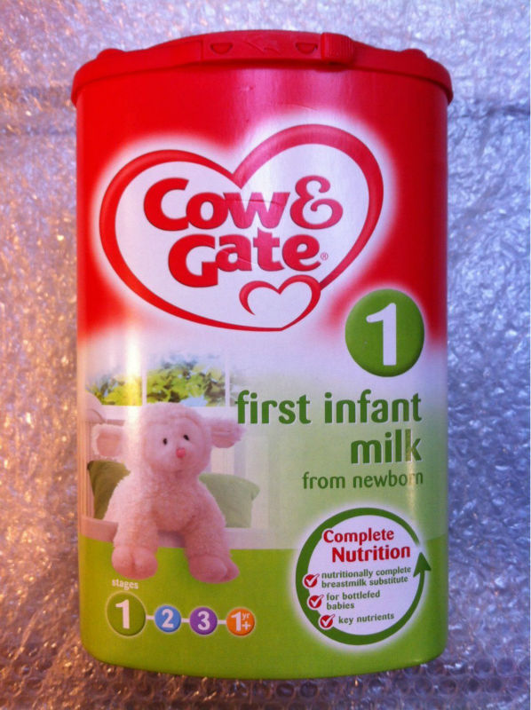 Cow Gate Stage 3 Baby Milk Powder From Sweden Stockholm Cow