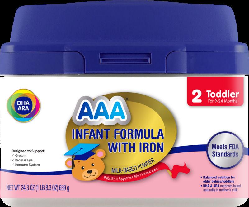 Aaa Infant Formula Milk Powder Products United States Aaa