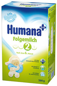 """Humana Stage 2"" Infant Formula"