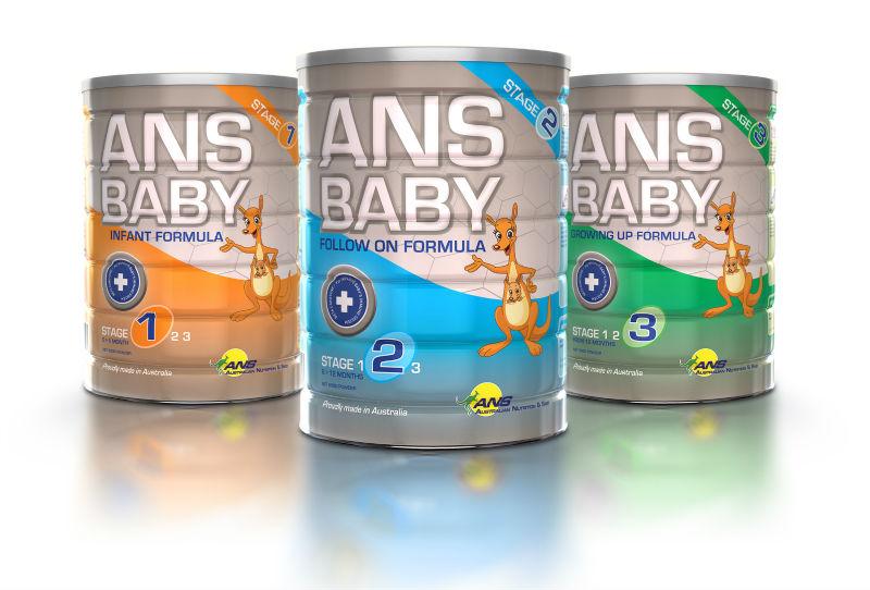 ANS Baby Formula