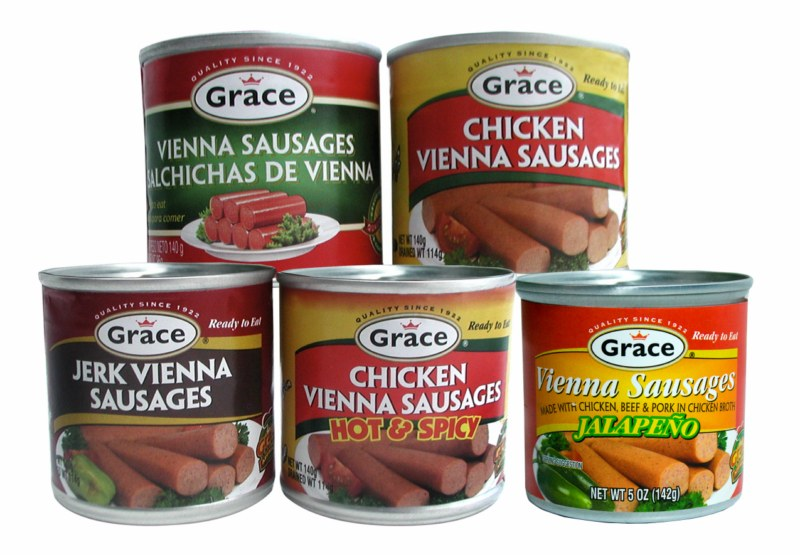 Meat Canned Dog Food