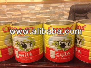 Can for milk powder