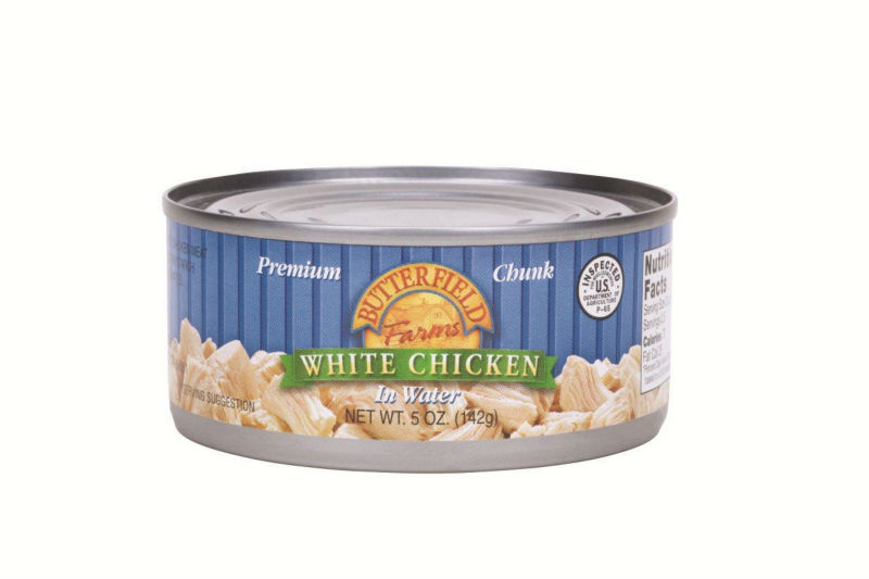 Butterfield Farms 5oz White Chicken in Water