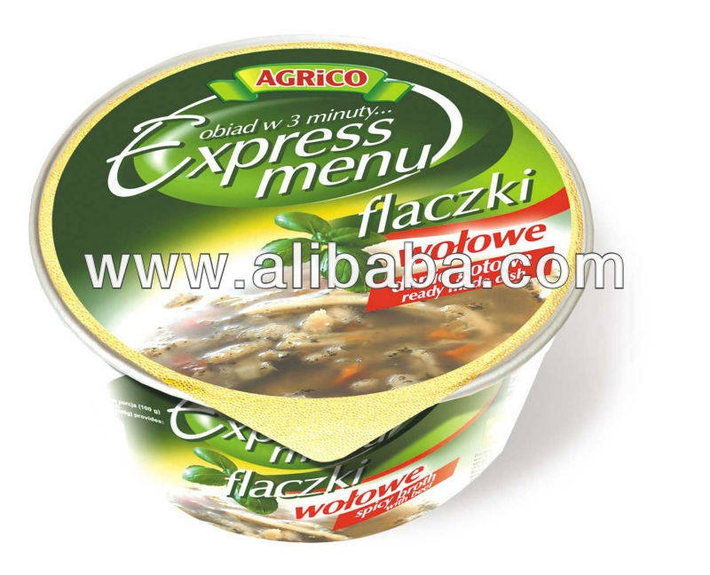 EXPRESS MENU - SPICY BROTH WITH BEEF 530G