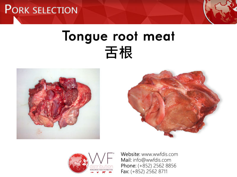 how to clean pork tongue