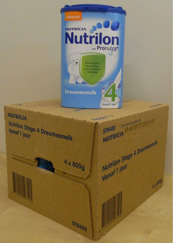 Nutrilon Growth 4-1 year(28oz)Dutch Baby formula products ...