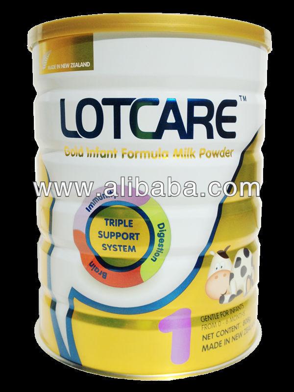 Lotcare Gold Infant Formula Step 1